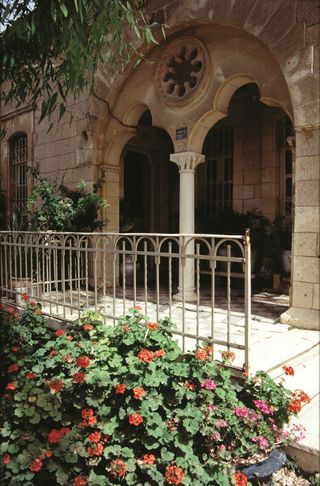 Esta imagen forma parte del acervo de fotografías que componen la exposición 'Riwaq', que puede verse en Casa Árabe